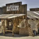 """The Livery  Goldfield, AZ"" by jkphotos"