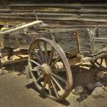 """The Old Wagon  Goldfield, AZ"" by jkphotos"