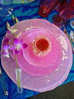 Pink Place Setting
