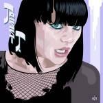 """""""Jessi J."""" by garthglazier"""