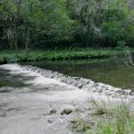 """River Dove Weir, Dovedale (30357-RDA)"" by rodjohnson"