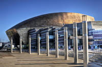 Wales Millenium Centre Cardiff Bay