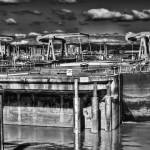"""Cardiff Bay Barrage"" by StevePurnell"