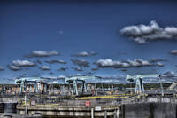 Cardiff Bay Barrage