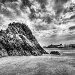 """""""Goscar Rock Tenby Pembrokeshire"""" by StevePurnell"""