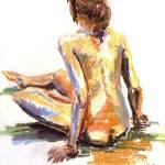 """Nude 22-05-12-3"" by BarbaraPommerenke"