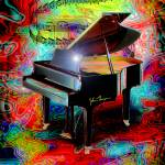 """Psychedelic Baby Grand"" by jt85"