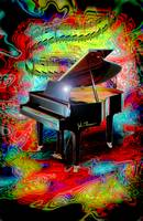Psychedelic Baby Grand