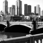 """Melbourne Southbank"" by ginadittmer"