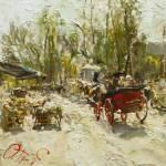 """""""Spring Walks"""" by OlegTrofimoff"""