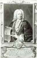 Portrait of Jean Bernoulli