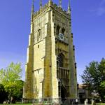 """The Bell Tower, Evesham Abbey (30149-RDA)"" by rodjohnson"