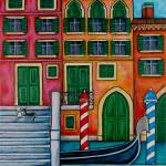 """Colors of Venice"" by LisaLorenz"