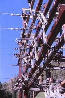 Low Voltage Side of Idaho Mining Substation