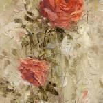 """Roses in the Garden"" by OlegTrofimoff"