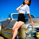 """2011 Good Guys Del Mar National Car Show - Lauren-"" by rockabillyboy72"
