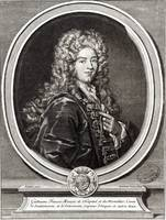 Portrait de Guillaume de L'Hospital (1661-1704)