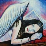 """My Guardian Angel"" by skyetaylorgalleries"