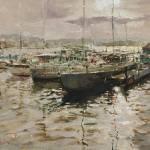 """""""Silver Quay"""" by OlegTrofimoff"""