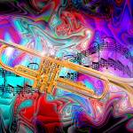"""Psychedelic Trumpet"" by jt85"