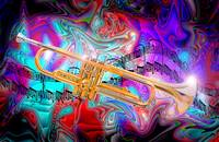 Psychedelic Trumpet