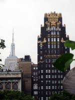 Bryant Park Hotel and the Empire State Building