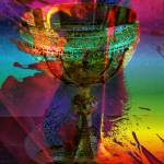 """""""Chalice of love"""" by valzart"""