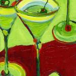 """""""Martinis for Three"""" by JENLO"""