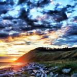"""Ebey Landing Sunset"" by gopnw"
