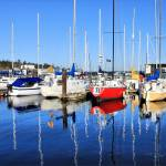 """Oak Harbor Marina"" by gopnw"