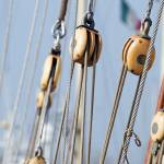 """Sailboat pulleys"" by libanmax"