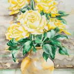 """Yellow Roses"" by maja_radocaj"