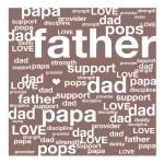 """DAD tag cloud"" by linneaheide"