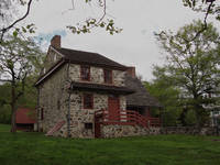 Layfayette's Headquarters at Brandywine