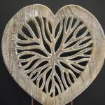 """Wooden Heart"" by Machin"