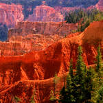 """Bryce Canyon 1"" by davidgilbert"