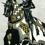 """Medieval Knight"" by CherylsArt"