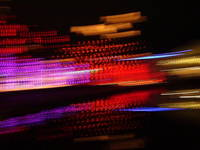Speeding Spirit Lights 2