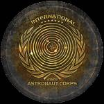 """International Astronaut Corps 2"" by spaceart"
