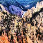 """Grand Canyon of the Yellowstone01"" by NWExposures"