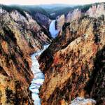 """Grand Canyon of the Yellowstone06"" by NWExposures"