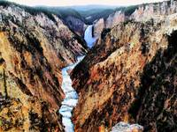 Grand Canyon of the Yellowstone06