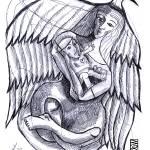 """""""Ilana  & Kodi"""" by jgwhitney"""