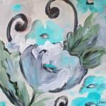 """""""Grey Poppies"""" by LaurenMaurerStudio"""