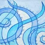 """""spiral # 13"""" by NinaBravoInfiniteFreedom"