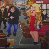Maggie Mae Art Prints & Posters by Kevin Smith