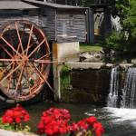"""Old Mill Pigeon, Forge TN168"" by photographybydonna"