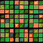 """Sudoku Abstract Green Coral"" by KsWorldArt"