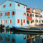 """High Tide, Burano, Venice"" by JSD"