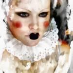 Queen of Spades by Leapdaybride Visual Arts